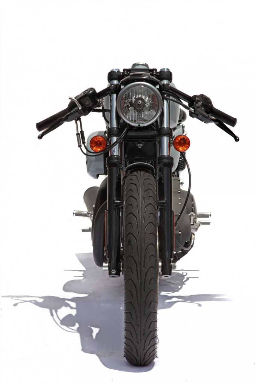 V Twin Cafe Racer Deus Ex Machinadeus Ex Machina