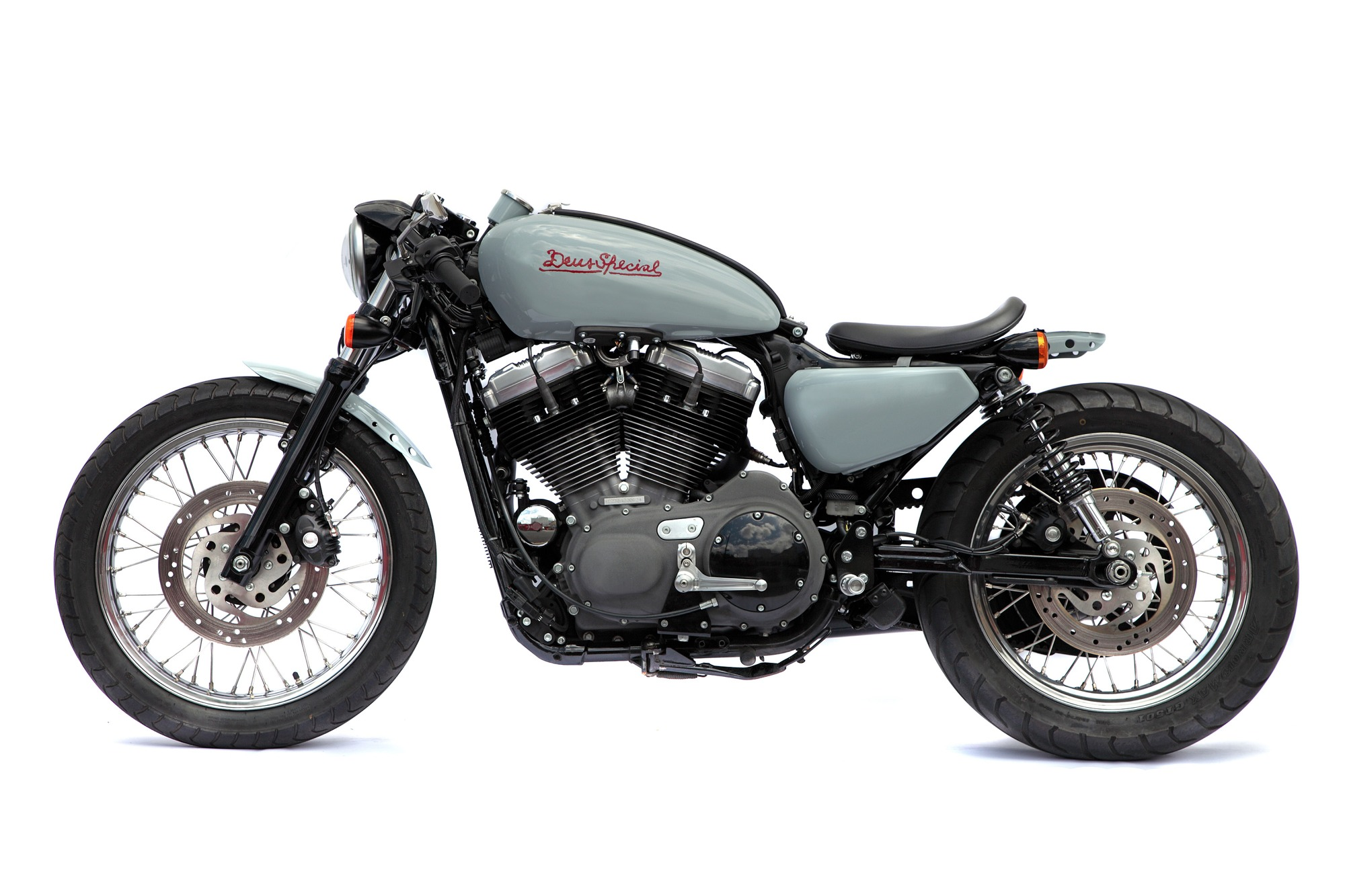 V-Twin Cafe Racer | Deus Ex MachinaDeus Ex Machina