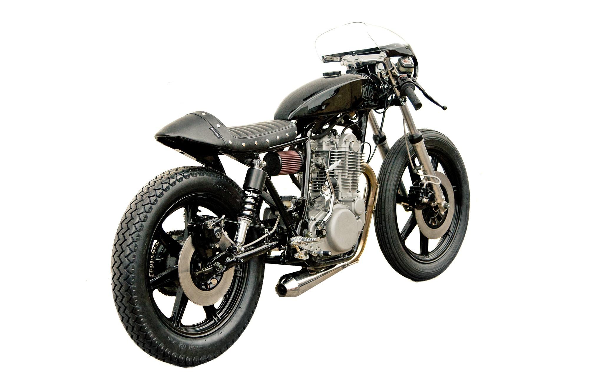 grievous angel deus ex machina custom motorcycles