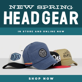 New Spring Headgear