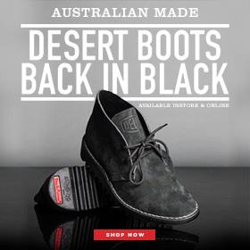 Deus X Rossi Desert Boots