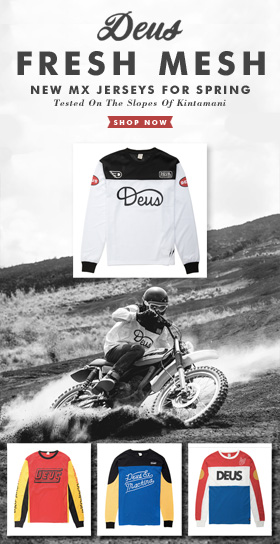 Fresh Mesh - MX Jersey Series