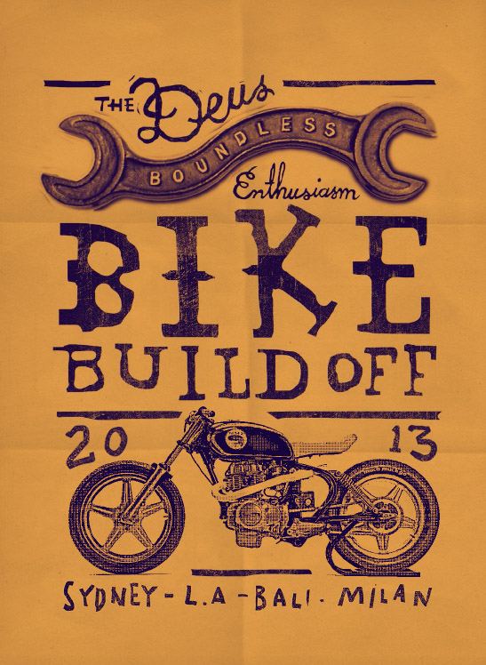 Deus Ex Machina | Custom Motorcycles, Surfboards, Clothing and