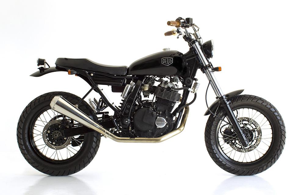 The Brains Trust Deus Ex Machina Custom Motorcycles