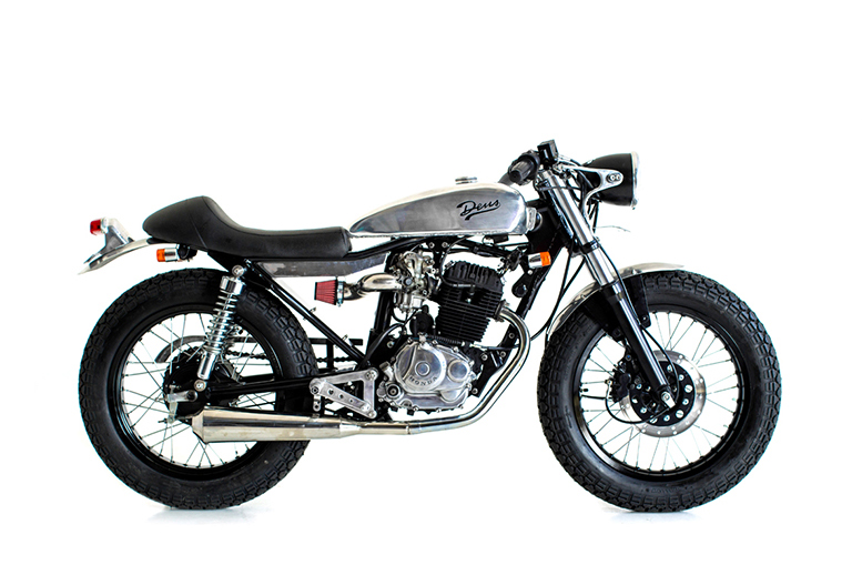 Cafe Racer Gl200 Deus Ex Machinadeus Ex Machina