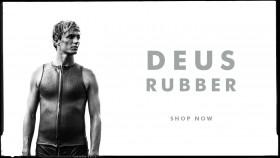 Deus wetsuit Rubber