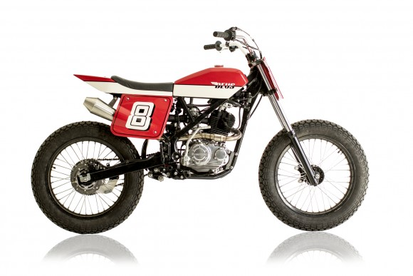 Bali Flat Trackers 5 Bikes For Brothers