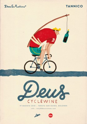 CYCLEWINEPOSTER_A3